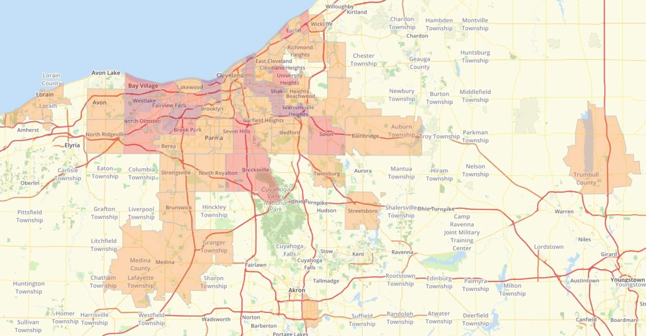 Saturate Chicago Progress Map